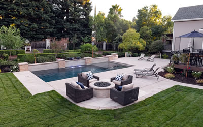 Sacramento Pool Builder gallery Outdoor Living Spaces