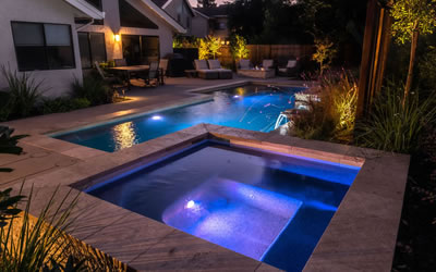 Sacramento Pool Builder gallery Pools